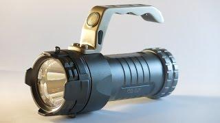 Фонарь-прожектор POLICE GL-9002-XML (Обзор)