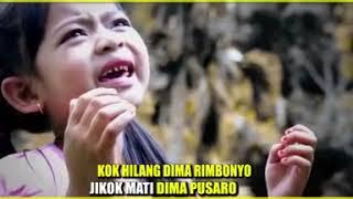 Fadly~ ratok anak jalanan :Lagu kisah Anak Jalanan