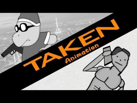 SML Movie: Taken! Animation