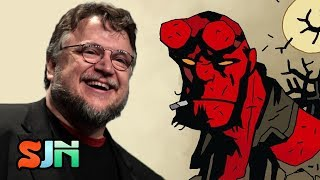 Hellboy Reboot - What Does Guillermo Del Toro Think?