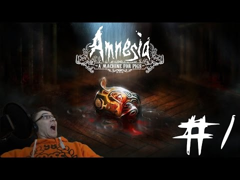 Amnesia - A Machine for Pigs (#1) [60fps] - Where are my children ?