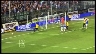 Brescia-Novara 1-1, Serie B Eurobet 2013-14.