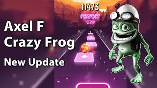 Tiles Hop | Axel F Crazy Frog ( New Update )