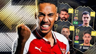 NEW WINTER ONE TO WATCH PLAYERS! + NEW LEAGUE SBC?! - FIFA 18 ULTIMATE TEAM