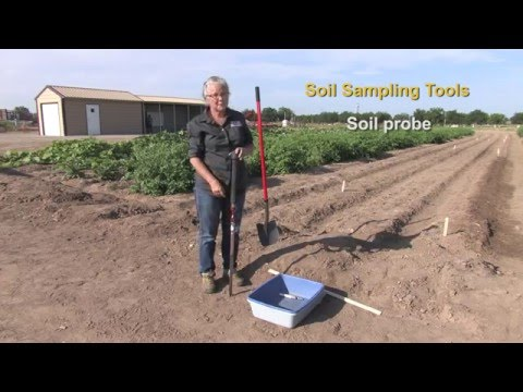 Visualizing Soil Properties: Preparation (Soil Sampling 1)
