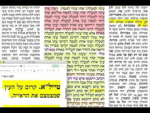 הדף היומי מסכת בכורות דף מד 44 שישי כ״ו אייר תשע״ט Daf yomi Bechorot daf 44