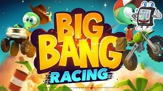 BIG BANG RACING #1 Deutsch Gameplay - ALIEN-RENNEN! Android & iOS - Spiel mit mir Apps und Games