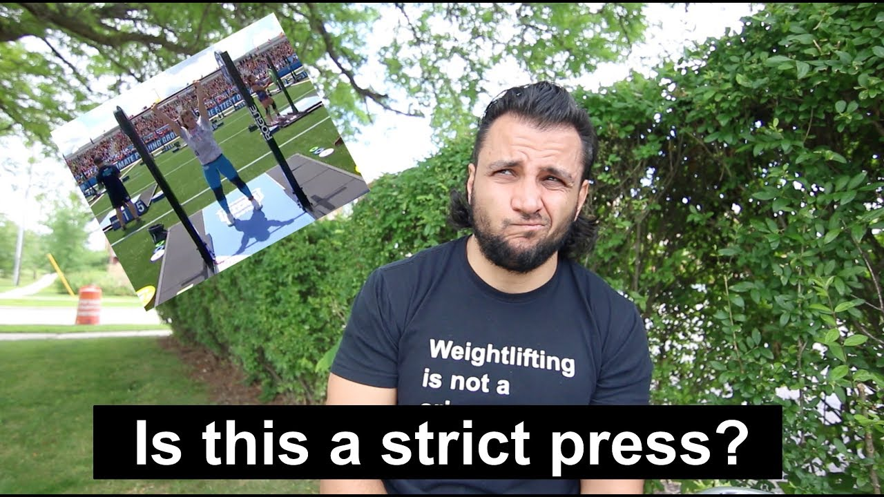 6b01310e909d Let s Talk About Camille s WEIRD SHOULDER PRESS - YouTube