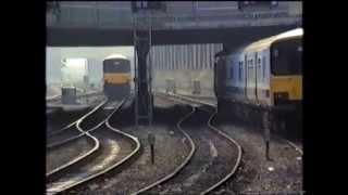 Nottingham Railway Station, April 1987 - Part 2