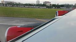 Avior A340-300 Landing Miami RWY09