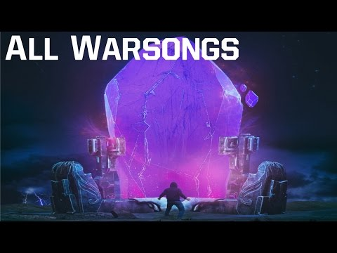 All of war song