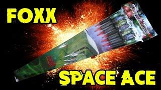 Foxx Space Ace | Raketen Sortiment 4,50 Euro