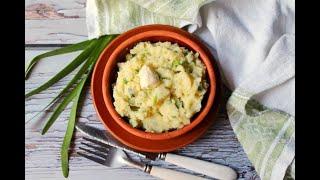 Картофельное пюре по ирландски
