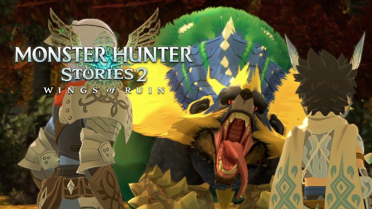 Die Sprache der Monster #15 🗡 Monster Hunter Stories 2