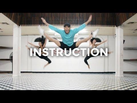 Instruction - Jax Jones feat. Demi Lovato (Dance Video) | @besperon Choreography @danceon