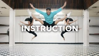 Instruction - Jax Jones feat. Demi Lovato (Dance Video) | @besperon Choreography @danceon