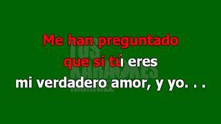 Karaoke Siempre Te Voy a Querer Los Románticos De México