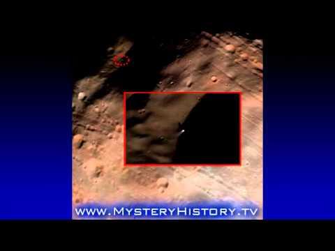Monolith on Mars Moon, Phobos, Confirmed By Astronaut Buzz ...