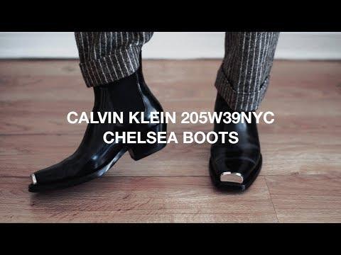 The Best Chelsea Boots Calvin Klein 205W39Nyc Metal Cap Calvin Klein Men'S Boots Sale Shoes