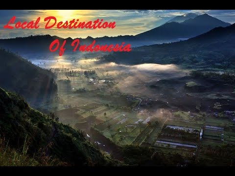 Most Amazing Beautiful Nature and Forest Of Indonesia (Pajamben Banjar City, West Java)