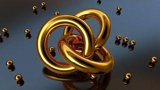 Cinema 4D - Ultra Realistic Gold Material Tutorial