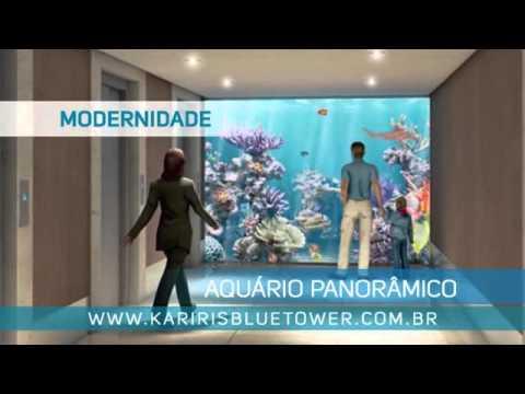 Kariris Blue Tower - Você no Centro de Tudo