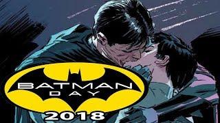 BATMAN DAY 2018 - GADGET E FUMETTO RECENSIONE
