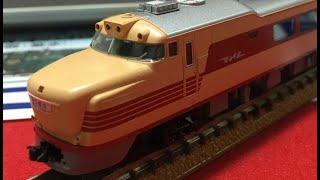 New!TOMIX Nゲージ 国鉄 キハ81系特急ディーゼルカー(つばさ)7両セット(2021.06.26到着)