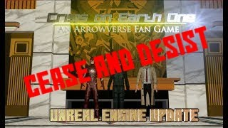 Crisis on Earth One: An Arrowverse Fan Game (Unreal Engine Development Update!)