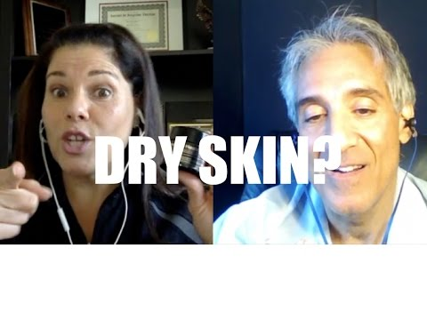 How Do I Correct Dry Skin?