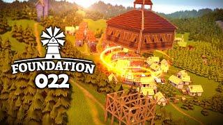 FOUNDATION 🏡 022: Bergfried im Wandel der Zeiten