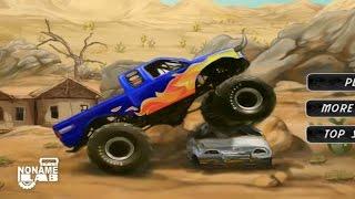 Juego de Autos 97: Monster Truck Trip 2