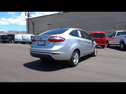 2017 Ford Fiesta Salt Lake City, Murray, South Jordan, West Valley City, West Jordan, UT 40949