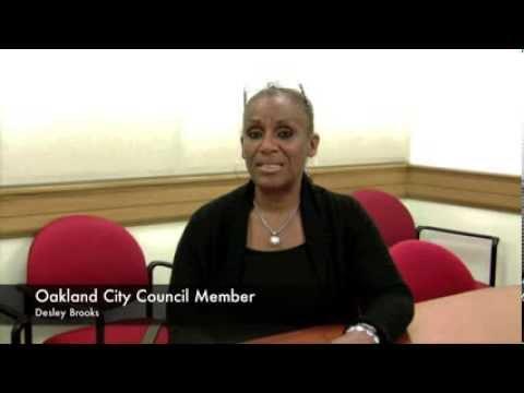 Oakland Veg Week: City Council Member Desley Brooks