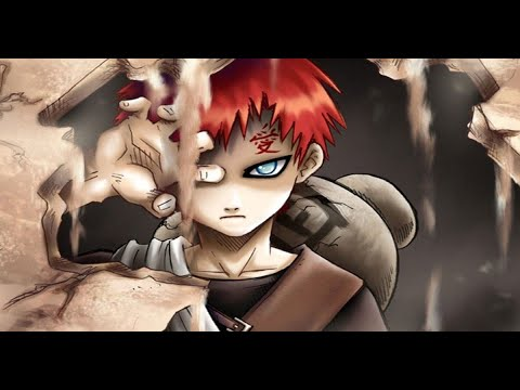 Rap do Gaara (Naruto) - CAIXÃO DE AREIA | NERD HITS - COM GRAVE (REPOST)