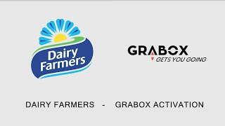 DAIRY FARMERS - GRABOX ACTIVATION