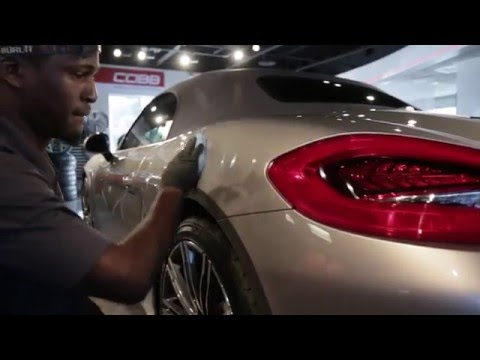 Ceramic Pro 9H Protective Coatings and Water Test by Motorsports by Reeves