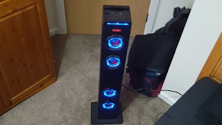 Torre xl speaker amazing sound