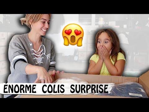 ÉNORME SURPRISE POUR LES 100 000 sur IG 😍  / Family Vlog