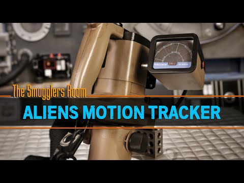 How to Build a Custom Aliens Motion Tracker
