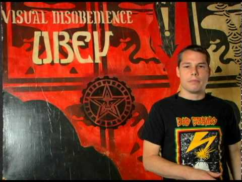 CraveOnline - Shepard Fairey Interview, Pt. 2