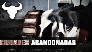 Ciudades ABANDONADAS y sus COORDENADAS en Google Maps Free HD Video