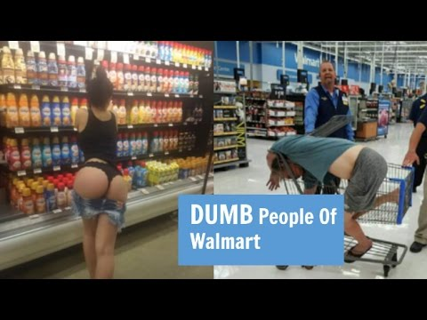 These People Should Be BANNED from Walmart!!