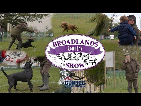 Broadlands 2016 | Chudley's Gundog Championship Round Up