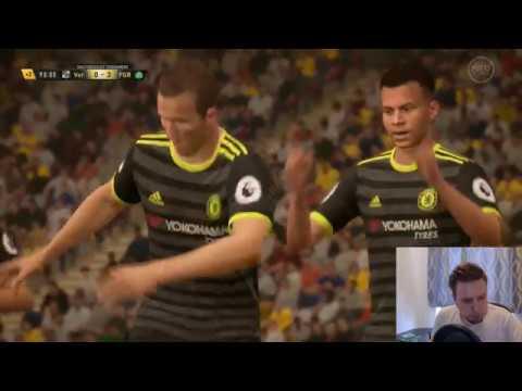 STREAM REPLAY | FIFA 17 FUT DAILY KNOCKOUT TOURNAMENT | TOTS FERNANDEZ