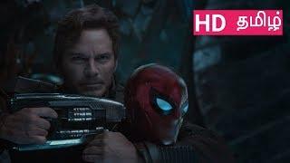 Avengers Infinity War (தமிழ்)  avengers vs guardians fights