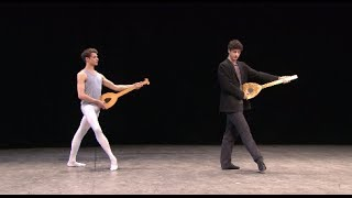 Apollo in Rehearsal (The Royal Ballet)