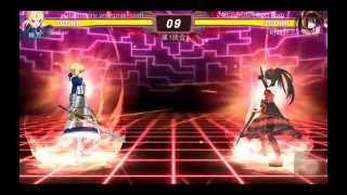 2.5 AR Card - Saber vs Kurumi | Otaku Store