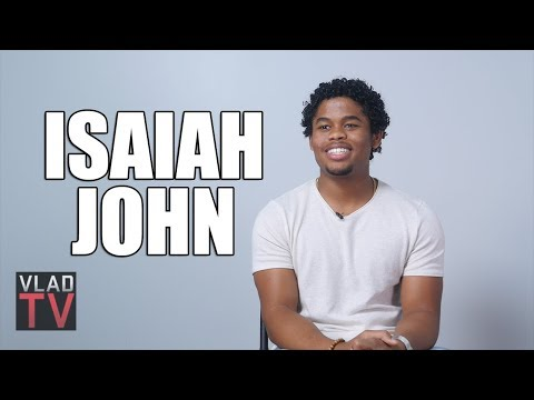 """Isaiah John on Getting """"Snowfall"""" Role, WC Being a Dialect Coach, Rape Scene"""