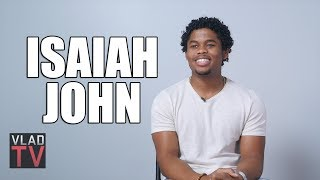 "Isaiah John on Getting ""Snowfall"" Role, WC Being a Dialect Coach, Rape Scene"